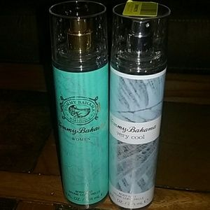 Tommy Bahama and very Cool Body Spray Set.
